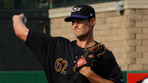 Matt Klinker posted 112 strikeouts in 108 innings in 2009.