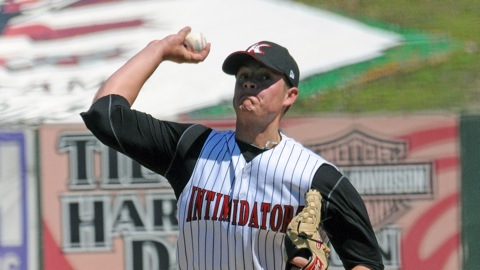 Addison Reed rose from Class A Kannapolis to the Majors in one season.
