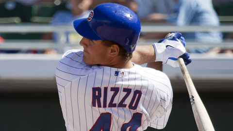 Anthony Rizzo has played for three organizations in the past three seasons.